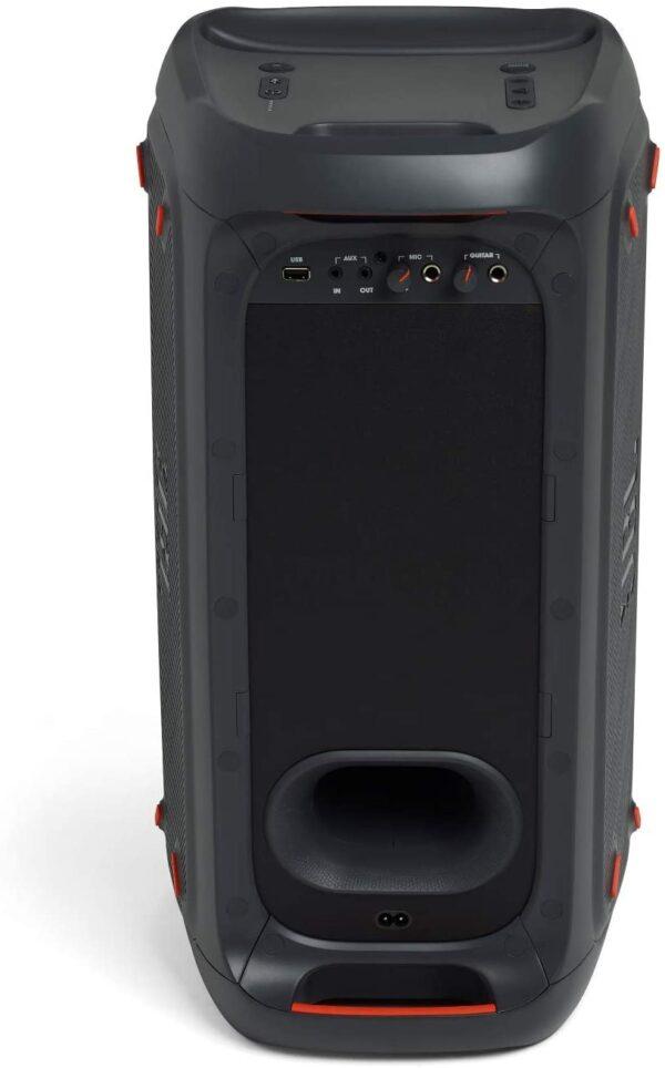 JBL Partybox 100 Portable Bluetooth Speaker Black