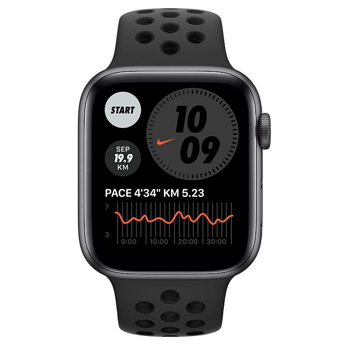 moneda expedición Accidentalmente  Apple Watch Nike Series 6 GPS 40mm - Sgmobilehub - Best Online Mobile Shop