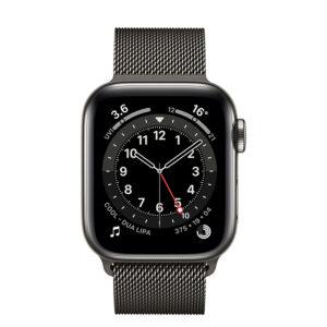 Apple Watch Series 6 GPS + Cellular 40mm Milanese Loop