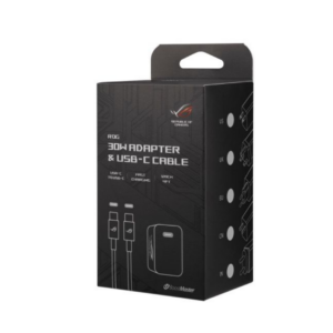 ROG Phone 30W Adapter & USB-C Cable