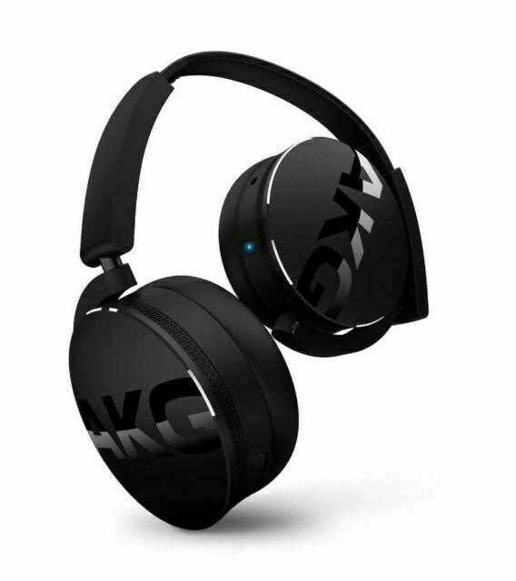 AKG Harman Y50BT On-ear headphones